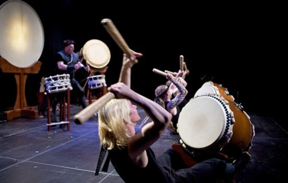 The Way of the Drum: Mugenkyo Taiko Drummers