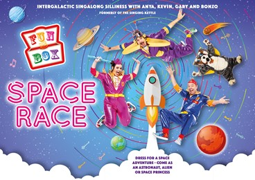 FunBox: The Space Race
