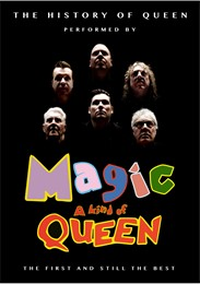 The History of Queen starring Magic