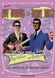 Through The Decades with Roy Orbison and Buddy Holly