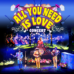 All You Need Is Love In Concert
