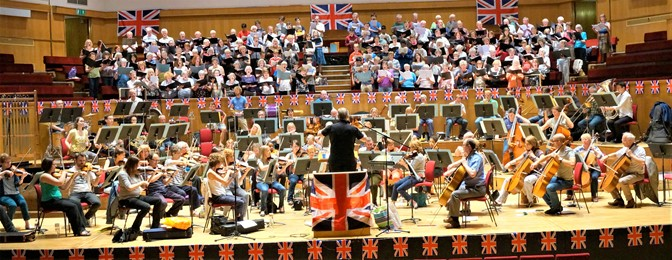 Croydon Symphony Orchestra - Charity Gala Prom with 'Songs from the Proms'