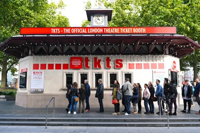 TKTS - The Official London Theatre Ticket Booth