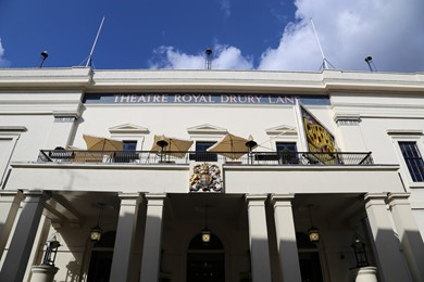 Theatre Royal Drury Lane (Closed for Renovation)