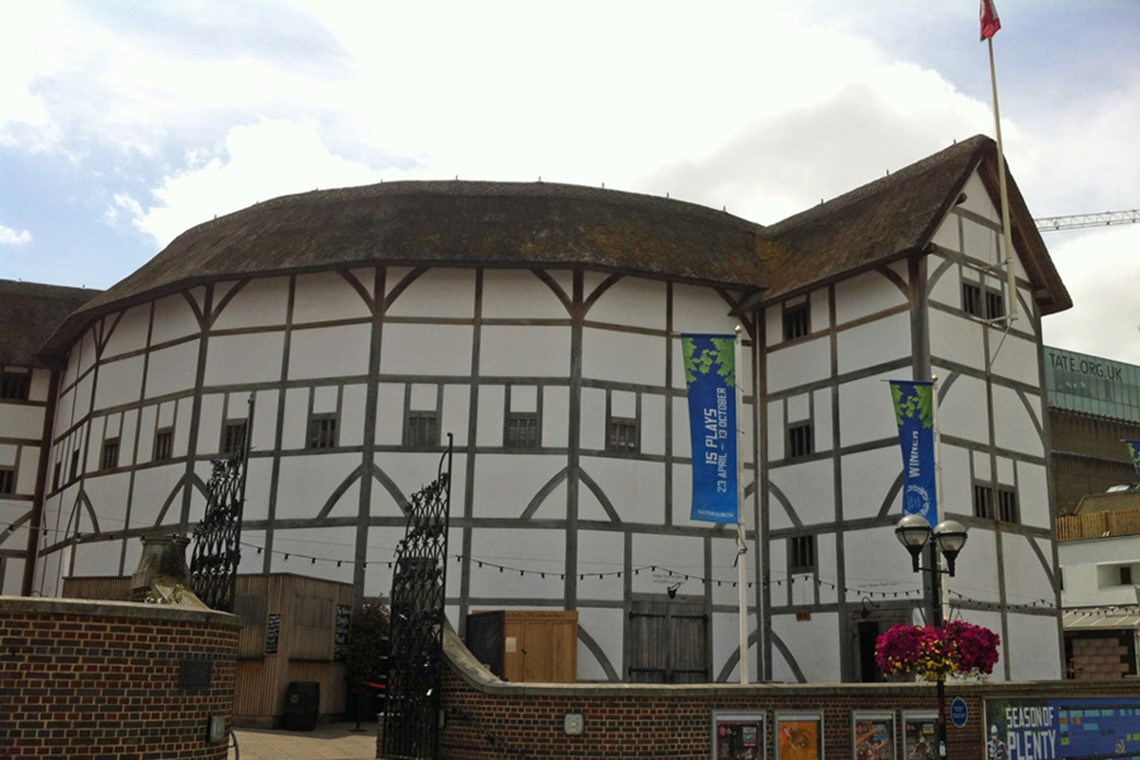 Image result for London globe theatre