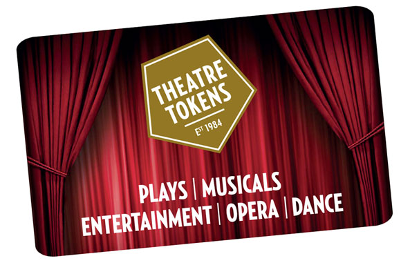 Theatre Tokens Gift Card