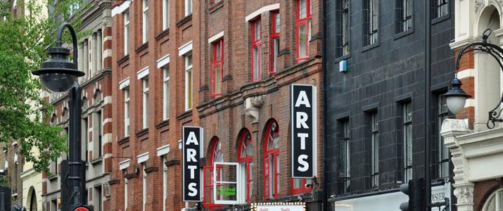 Arts Theatre West End, London