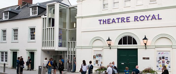 Theatre Royal Dumphries