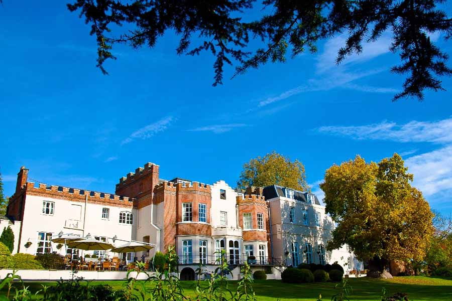 Win at weekend at Taplow House