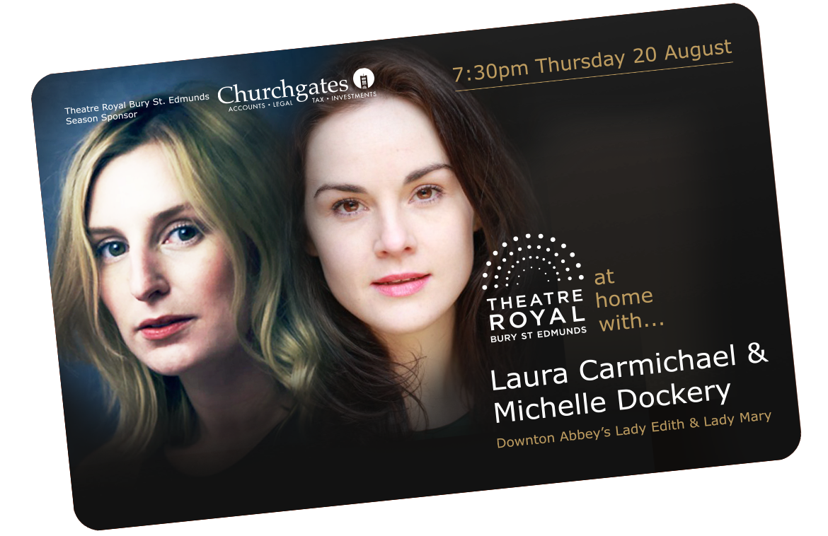 An Evening with Laura Carmichael & Michelle Dockery