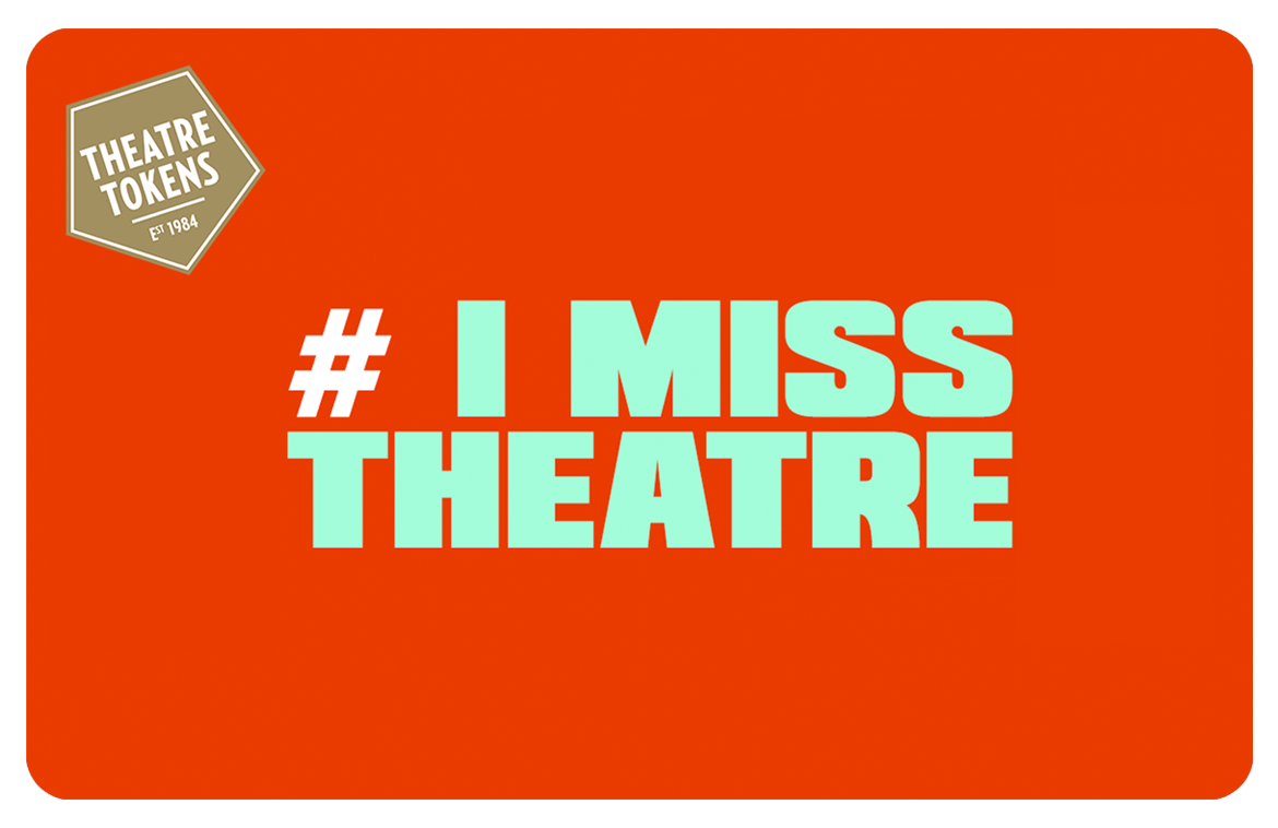 eGift - I MISS THEATRE