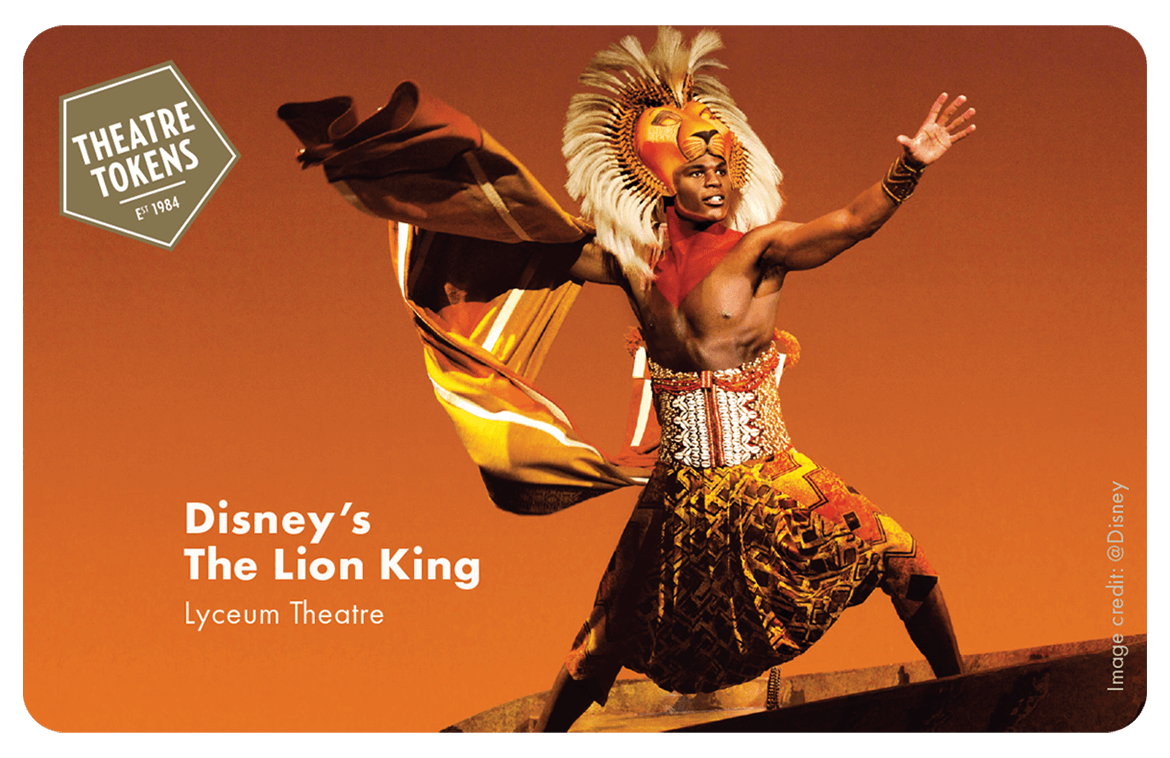 eGift - Disney's The Lion King