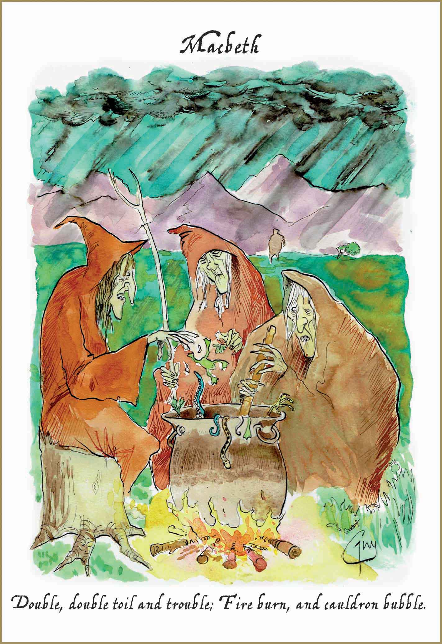 Greeting cards macbeth kristyandbryce Image collections