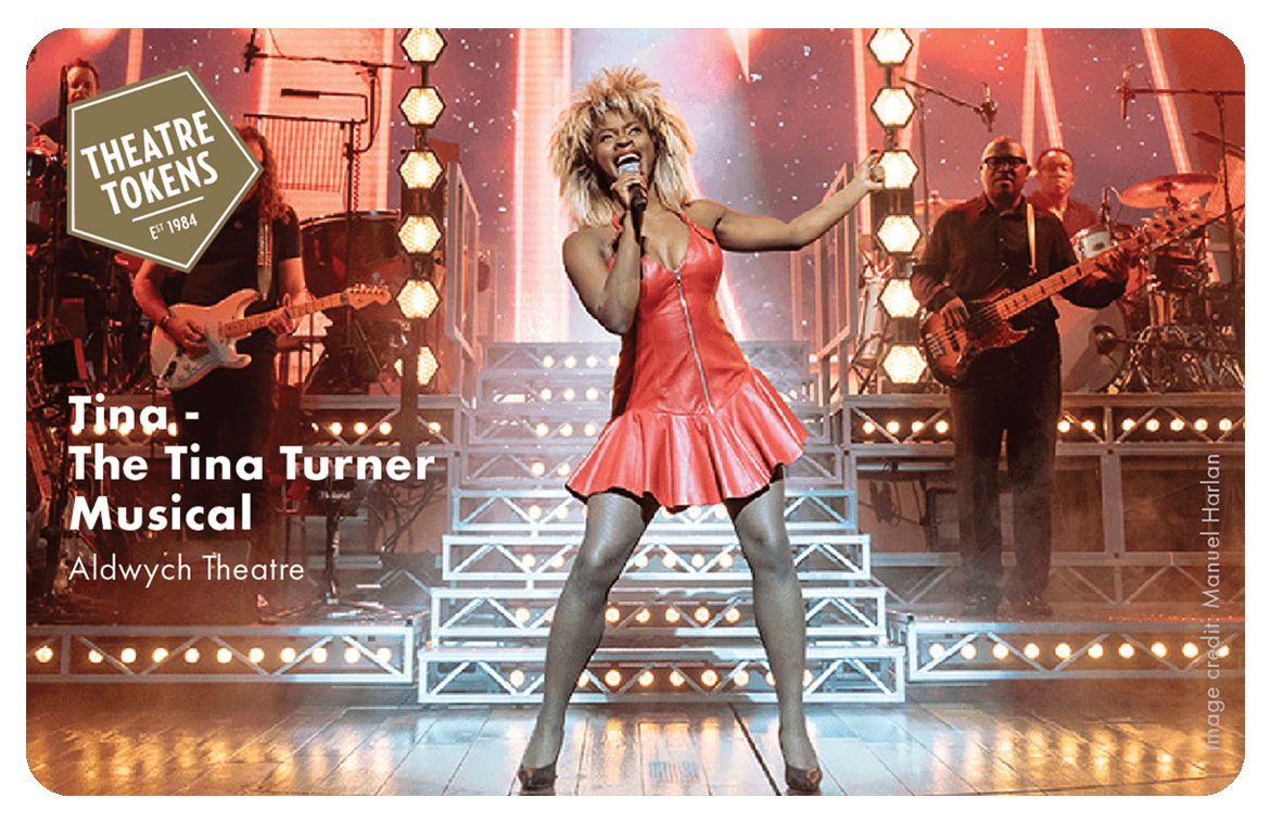 eGift - Tina - The Tina Turner Musical
