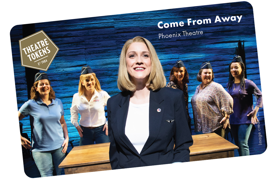 eGift - Come From Away