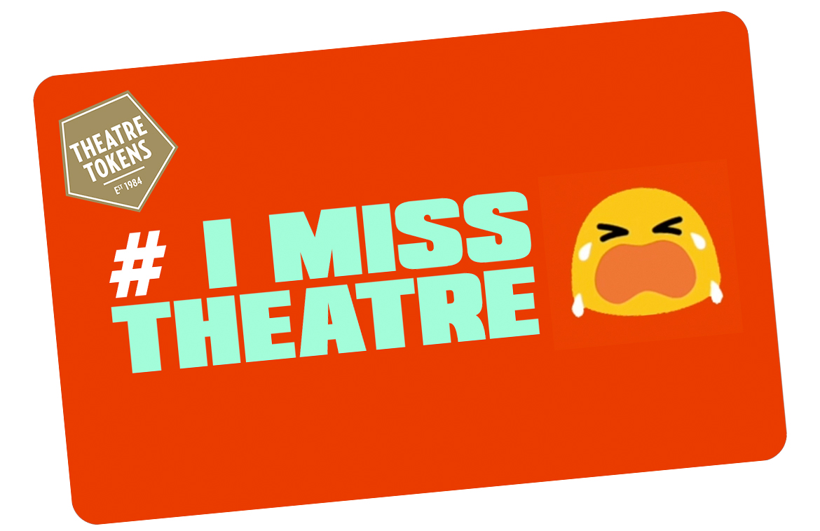 eGift - I MISS THEATRE (EMOJI)