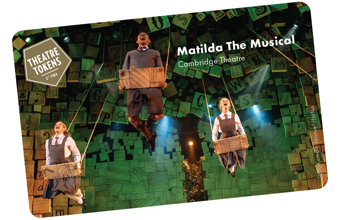 eGift - Matilda The Musical