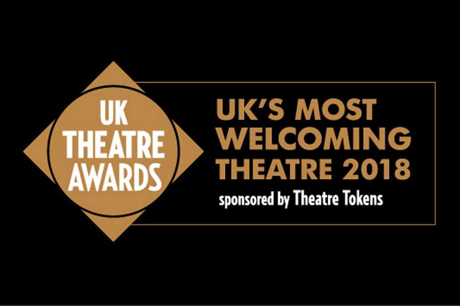 UK Theatre Awards Most Welcoming Theatre Vote