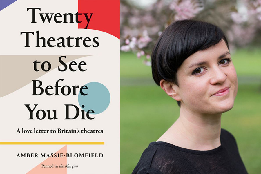 Win 1 of 5 copies of Twenty Theatres To See Before You Die